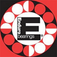 Enduro Bearings 6000FE 2RS Flanged/Extended 10x26/28