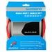 Shimano Versnellings Kabel Set Polymeer Rood