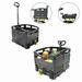 Tas Pakdrager Top Peak MTX Trunk Folding Basket