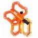 Platform Pedaal Super Duper CNC Oranje