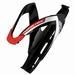 Drinkbus Houder Elite Custom Zwart Rood Wit