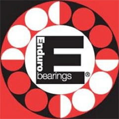 Enduro Bearings Naaflager Kit, 4ZA Cirrus/Stratos, ABEC 3