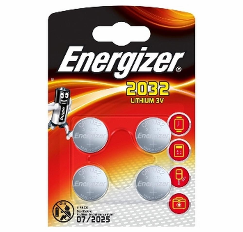 Batterij Energizer 2032 Stuk