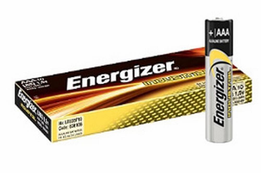 Batterij Energizer AAA Stuk