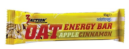 3 Action OAT Energy Bar Apple