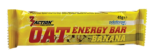 3 Action OAT Energy Bar Banana