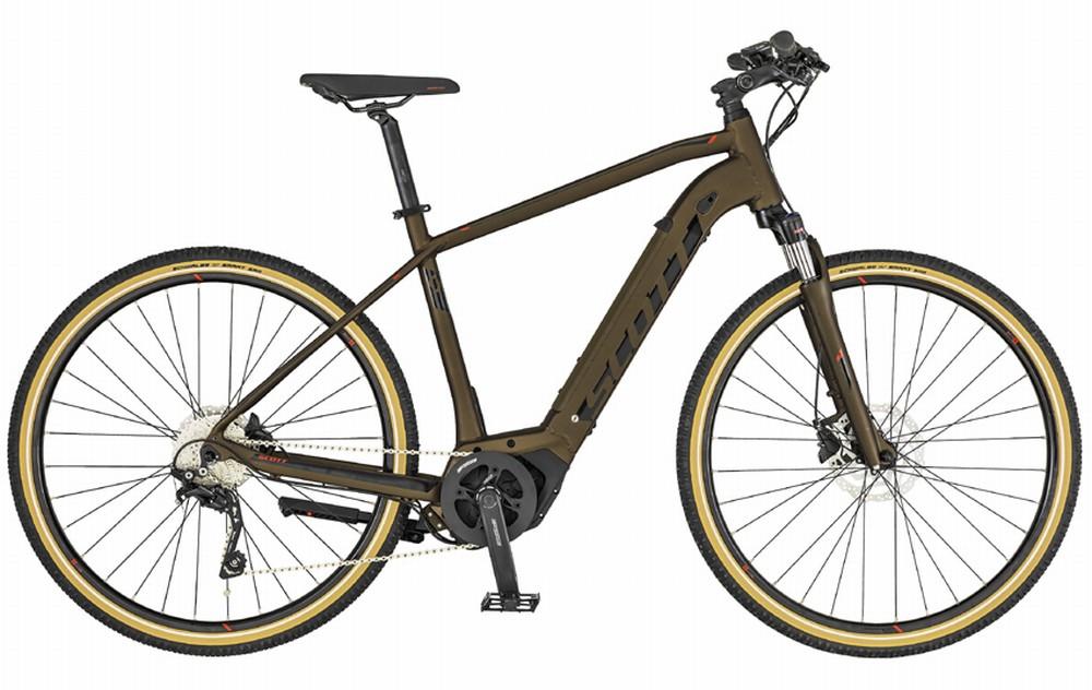Scott E-Bike Sub Cross eRide 20 Men