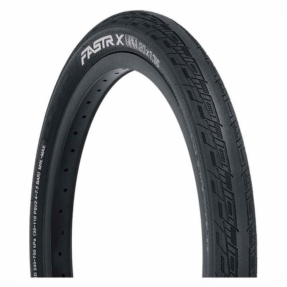 BMX Buitenband Tioga Fastr X Blacklabel Foldable 20x1,60