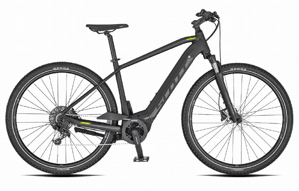 Scott E-Bike Sub Cross eRIDE 10 Men  S -> XL