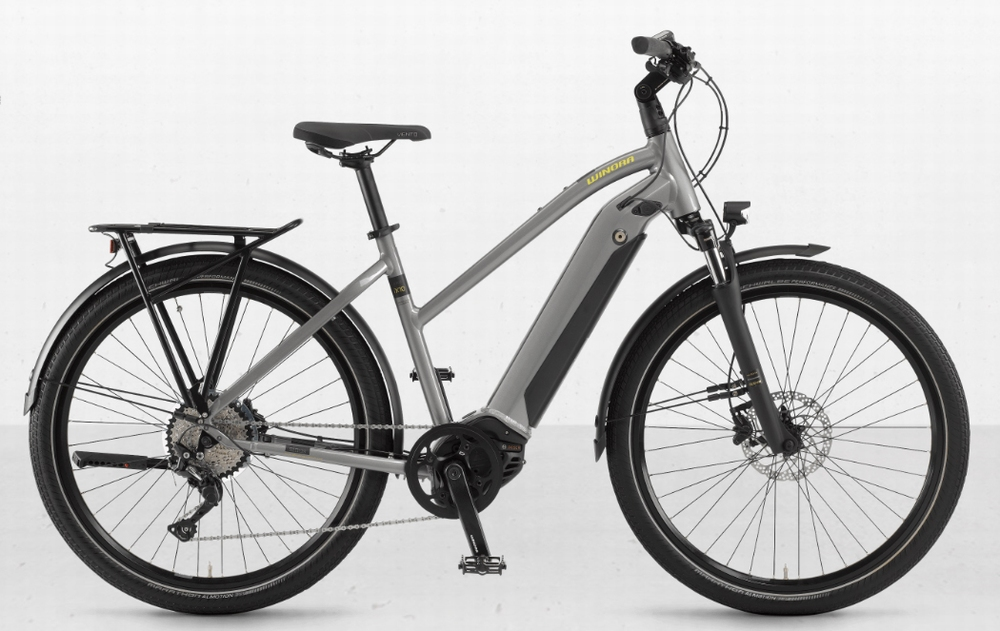 Winora E-Bike Sinus iX10 Mix i500Wh 27,5