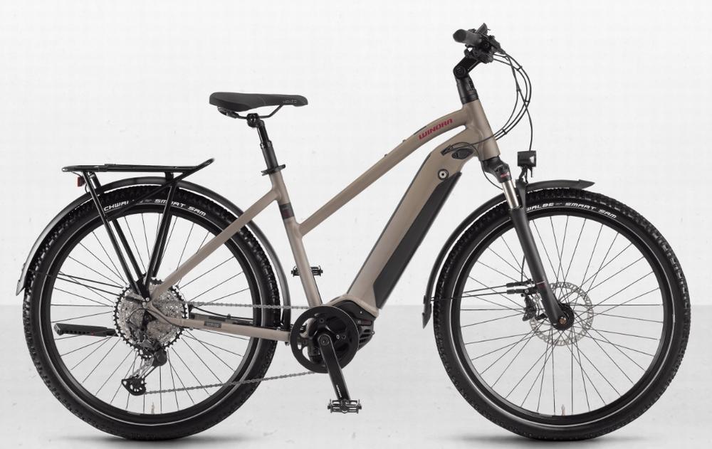 Winora E-Bike Sinus iX12 Mix i500Wh 27,5