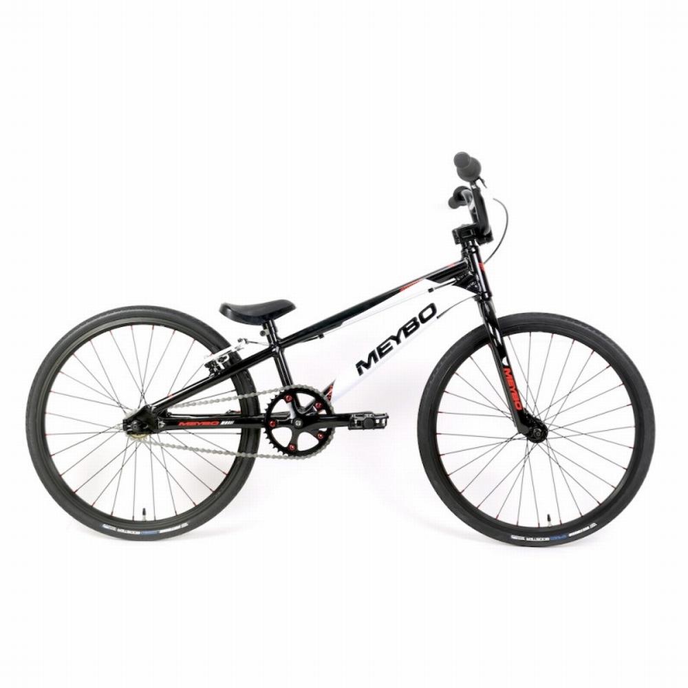 BMX Bike Meybo TLNT Junior Zwart-Wit-Rood