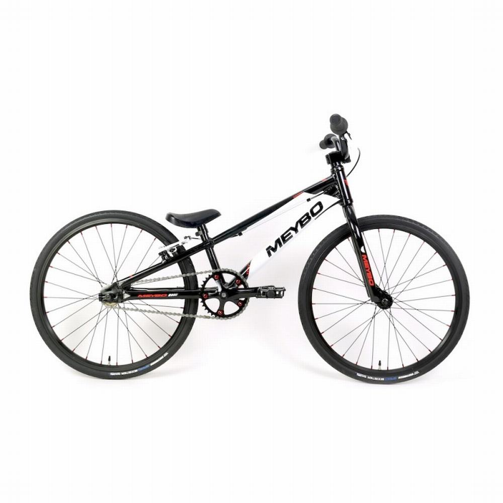BMX Bike Meybo TLNT Micro Zwart-Wit-Rood
