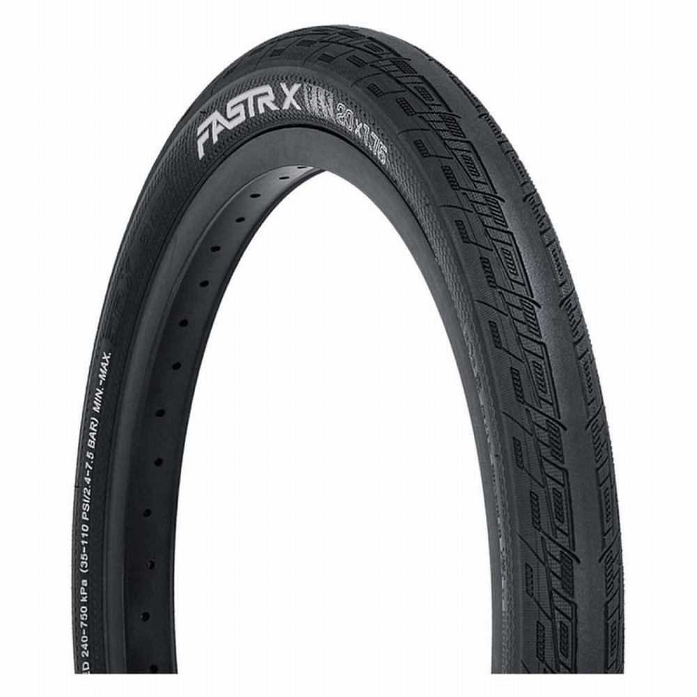 BMX Buitenband Tioga Fastr X Blacklabel Foldable 20x1 3/8