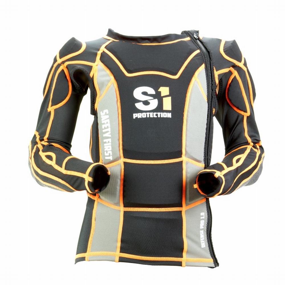 S1 Protection Jacket Pro 1,0 Oranje-Grey
