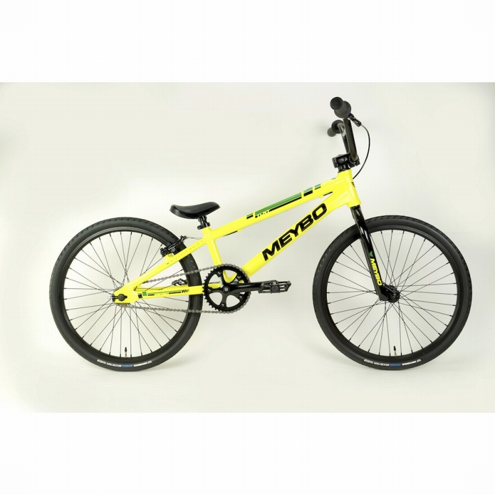BMX Bike Meybo TLNT Expert Citrus/Black/Green