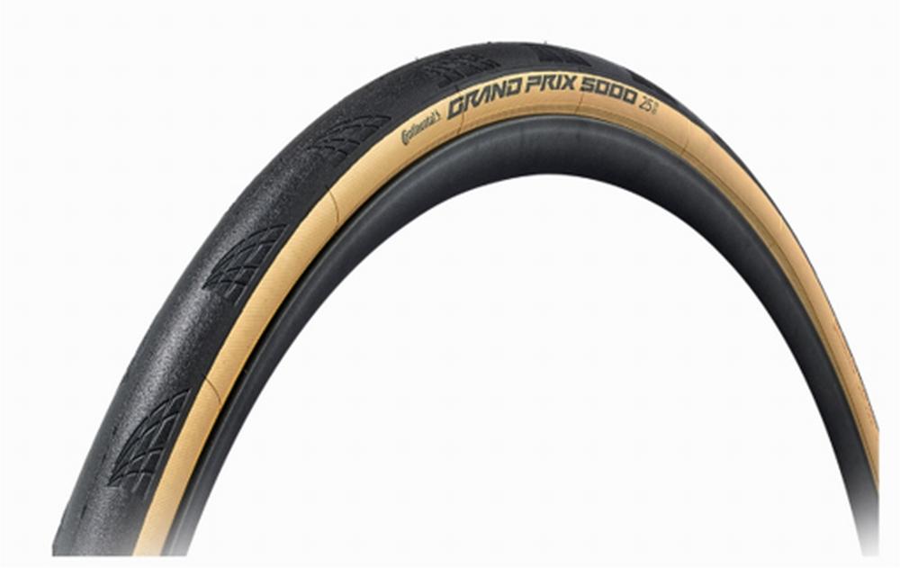 Buitenband Race Continental Grand Prix 5000 700x25 Skinwall