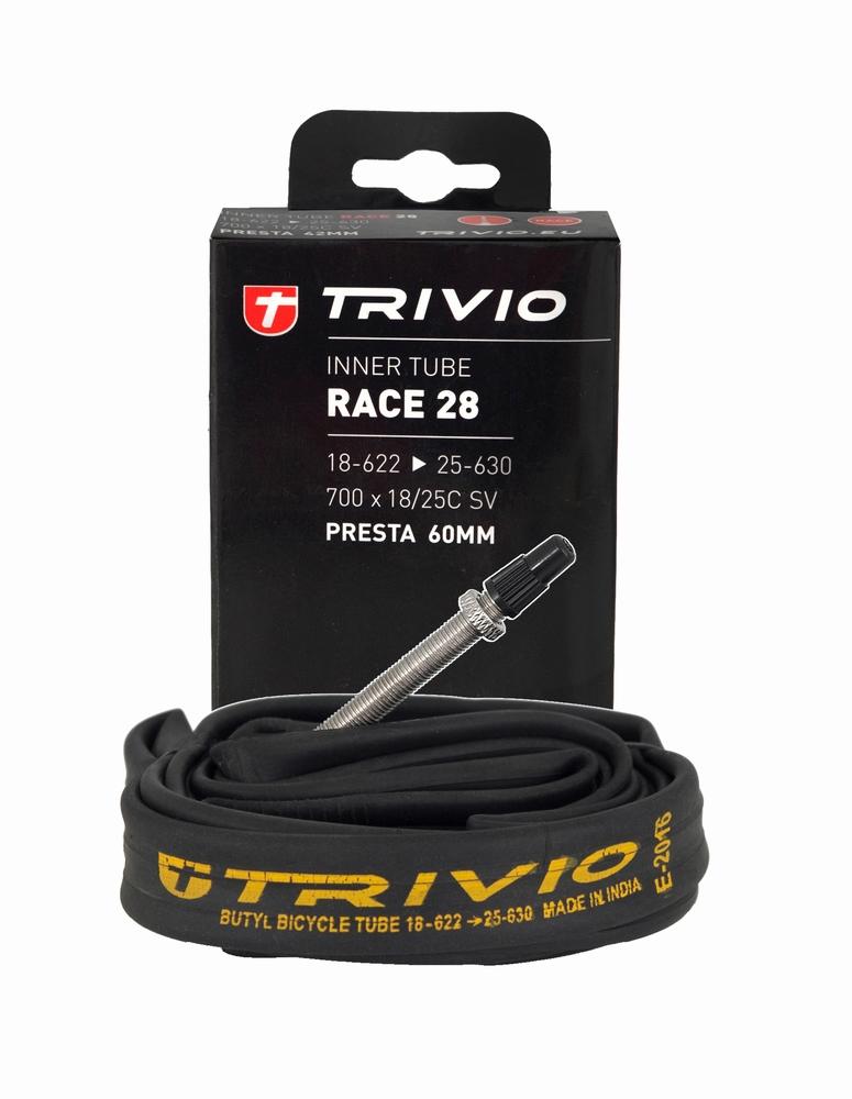 Binnenband Race Trivio 700 x 25-28-32 presta 60mm