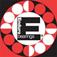 Enduro Bearings 12122RS ABEC 3 Lager, 1/2 x 3/4 x 5/32