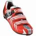 Opr-Schoen Pearl Izumi Race Elite II Rood   -60%