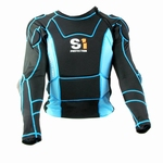 S1 Protection Jacket Bleu High Impact