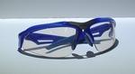 Opruim Bril Shimano S60R Blauw