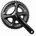 Opruim Shimano Race 105 11speed (5800) Crank Zwart   -30%